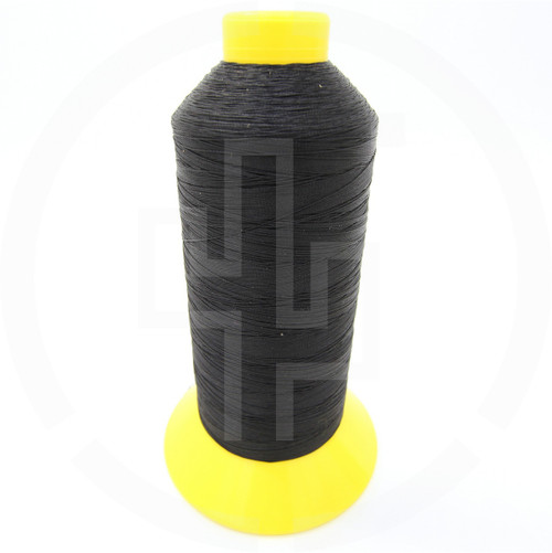 8oz Tex 70 Size 69 Gov E A&E Berry Compliant milspec thread A-A-59826A bonded nylon thread black