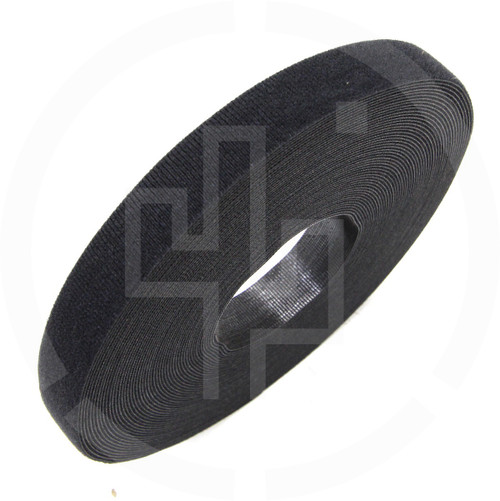 "1"" (25mm) VELCRO® Brand ONE-WRAP® Tape, black"