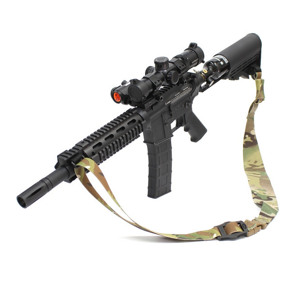 Ambi Sling w/ Quick Adjust, Quick Release, and mounts
