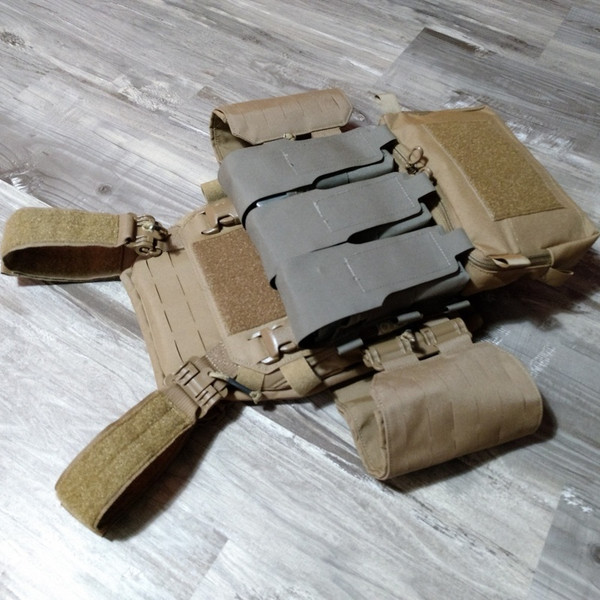 PIMPS LAP (Load Adapter Panel) for First Spear SKD Tactical STT Plate Carrier