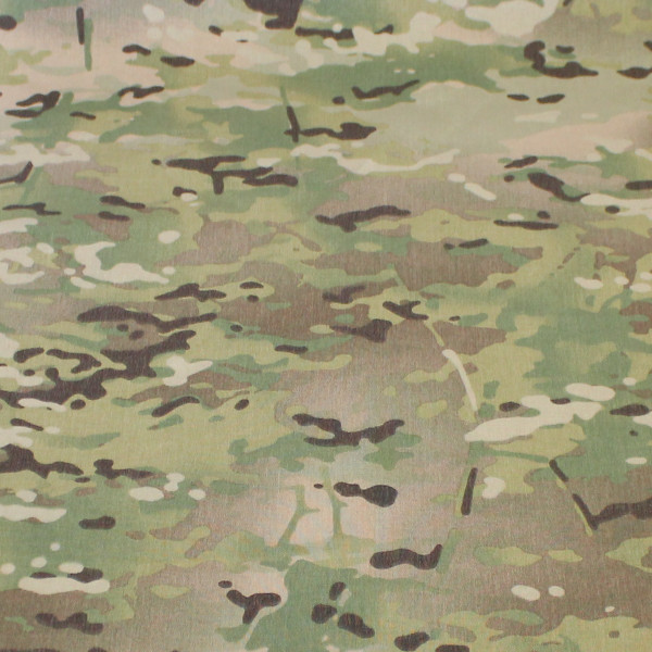 """Multicam Classic 500D Cordura 60"""" wide Milspec Berry Compliant US Made BY THE YARD"""