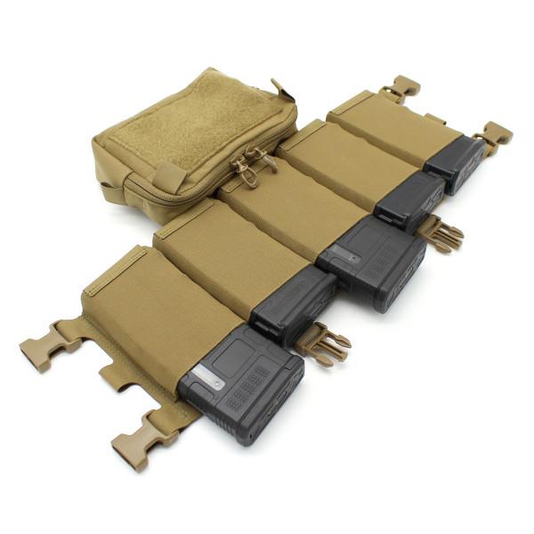 PIMPS Accessory Panel 20 762 308 PMAG LR 25 SCAR H FAL HK 91 G3 magazines