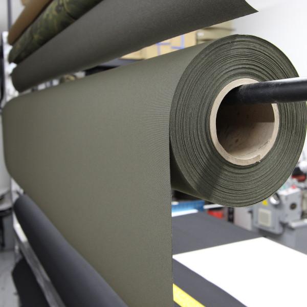 "Ranger green ACRONYM 500D laminate 58"" / 137cm wide PER YARD"
