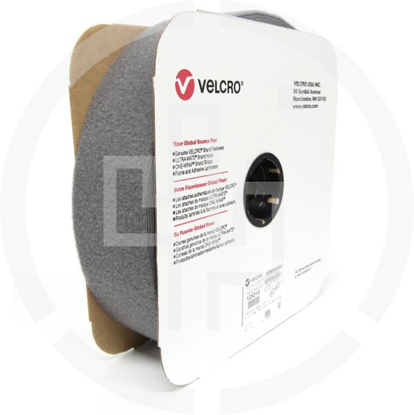 """LOOP 4"""" Wide Wolf Grey, Velcro brand, Berry compliant, milspec"""