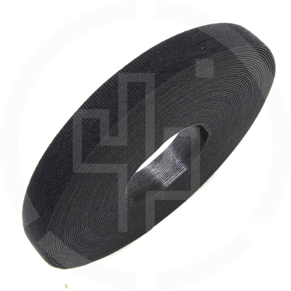 "1"" (25mm) VELCRO® Brand ONE-WRAP® Tape, black"