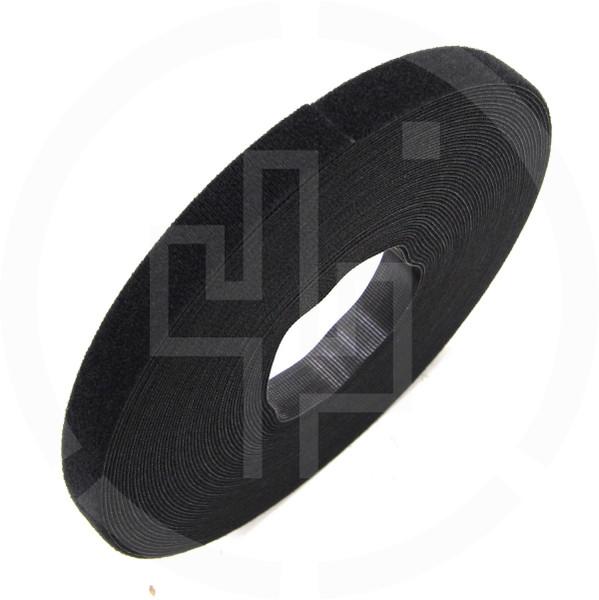 "3/4"" (19mm) VELCRO® Brand ONE-WRAP® Tape, black"