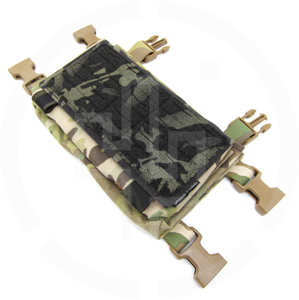 WTF Front PALS Panel for Spiritus Systems MFCR Micro Fight Chest Rig