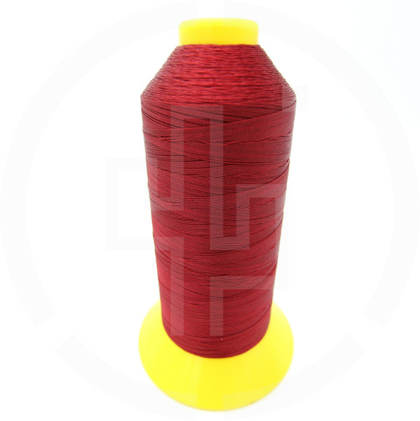 8oz Tex 70 Size 69 Gov E A&E Berry Compliant milspec thread A-A-59826A bonded nylon thread red