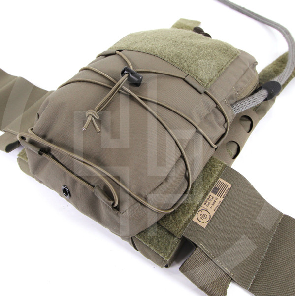 Back Panel 91 for WTF Plate Carrier 13 Hydro Camelbak Source