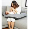 Beaba Big Flopsy Maternity And Nursing Pillow - Beige