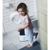 BabyBjorn Toilet Trainer - White/Gray