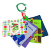 Kids Preferred The World of Eric Carle Soft Clip-on Flash Cards