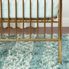 Babyletto Jubilee 3-in-1 Convertible Metal Crib - Gold
