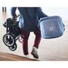 Bugaboo Fox Complete Stroller - Blue Melange with Aluminum Frame