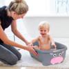 Prince Lionheart Tubimal Infant & Toddler Tub - Hippo