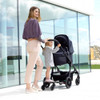 Silver Cross Coast Single Stroller - Limestone