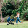 Bumbleride Era 4-Wheel Single Stroller - Dawn Grey