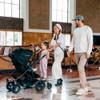 Bumbleride Era 4-Wheel Single Stroller - Matte Black