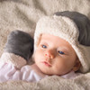 JJ Cole 5-Piece Bomber Hat, Mitten, and Boot Set - Graphite