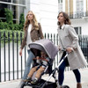 Silver Cross Wave Single Stroller - Sable
