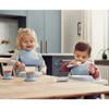 BabyBjorn Baby Feeding 4-Piece Set - Powder Blue
