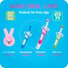 Mam Baby Baby's Brush 2-Pack Toothbrush Set - Boy (6+ Months)