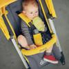 Diono Flexa Compact Stroller - Black Midnight