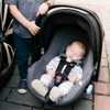 Clek Liing Merino Wool Collection Infant Car Seat - Twilight