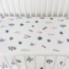Little Unicorn Cotton Muslin Crib Sheet - Prickle Pots