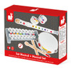 Janod Confetti Wood Musical Instruments Set