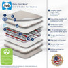 Sealy Baby Firm Rest Crib and Toddler Mattress