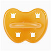Hevea Classic Round Natural Rubber Pacifier - Crown (0-3 Months)