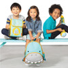 Skip Hop Zoo Little Kid Backpack - Simon Shark