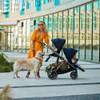 Cybex Gazelle S Single Stroller - Navy Blue