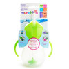 Munchkin Click Lock Weighted Flexi-Straw 7oz Cup - Green