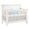 Natart Belmont 5-in-1 Convertible Crib - White
