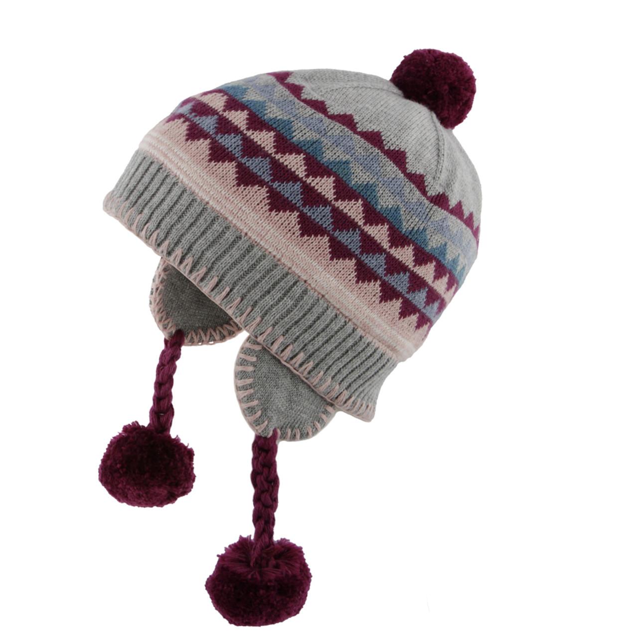 Milly Mook Beanie Hat - Malibu (LG) - Dear-Born Baby f2969e34dbd