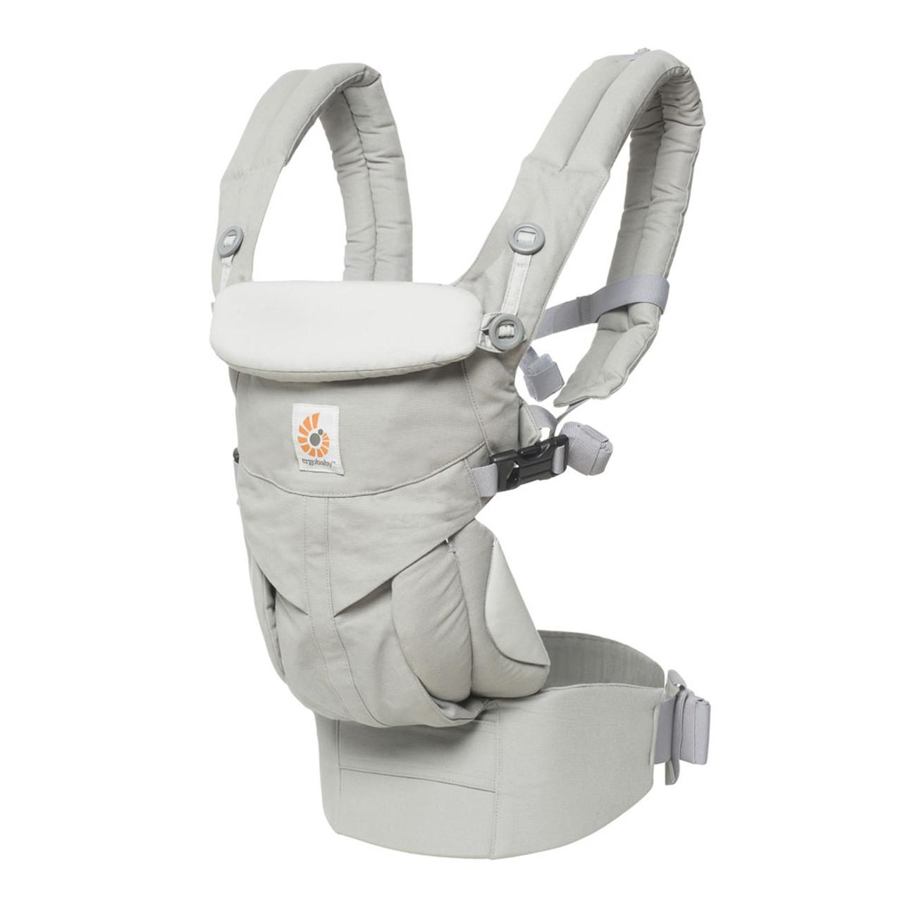 932d094e82d Ergobaby Omni 360 Baby Carrier - Pearl Grey - Dear-Born Baby