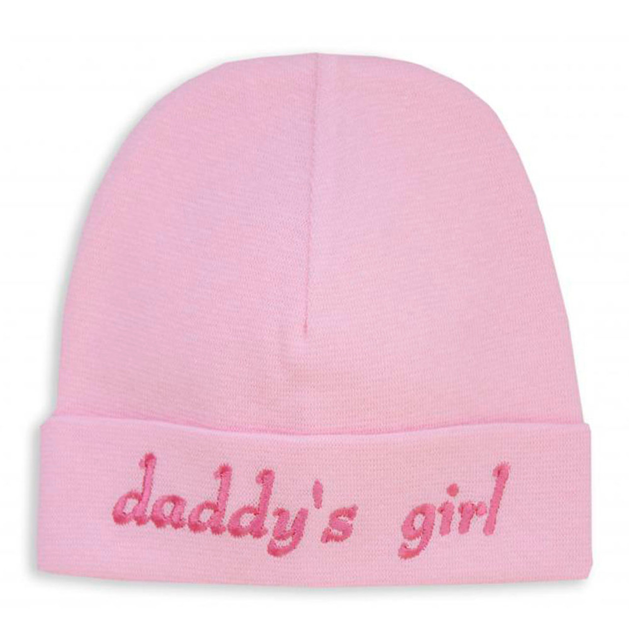 96cf57db8203 Itty Bitty Baby Embroidered Toque - Daddy s Girl (0-6 Months) - Dear ...