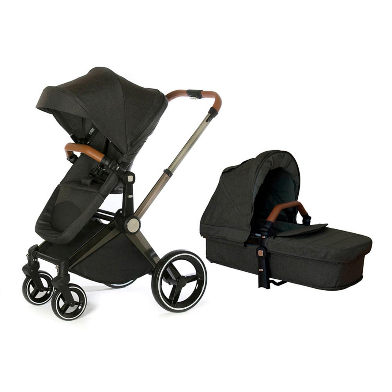 Venice Child Kangaroo Stroller Charcoal
