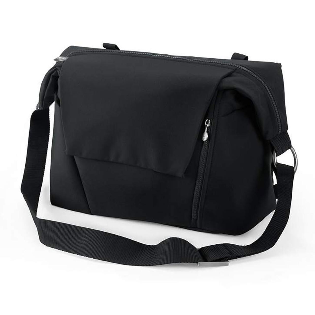 2f7ffd121a80d Stokke Changing Bag - Black - Dear-Born Baby