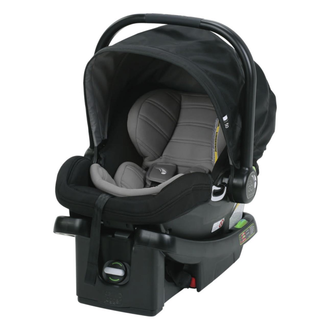 Black Diono Quantum Adapter Peg-Perego Car Seats