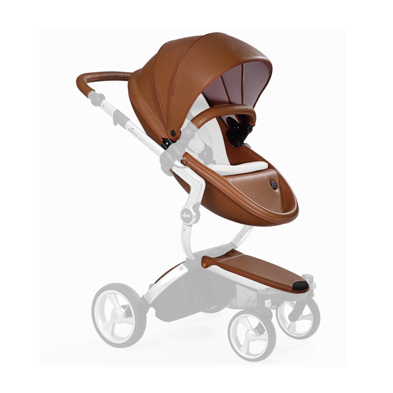 Mima Xari Stroller Seat Kit - Camel - Dear-Born Baby