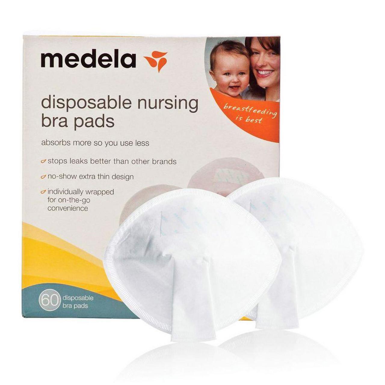 8c9dd02cf4 Medela Disposable Nursing Bra Pads - 60 Pads - Dear-Born Baby