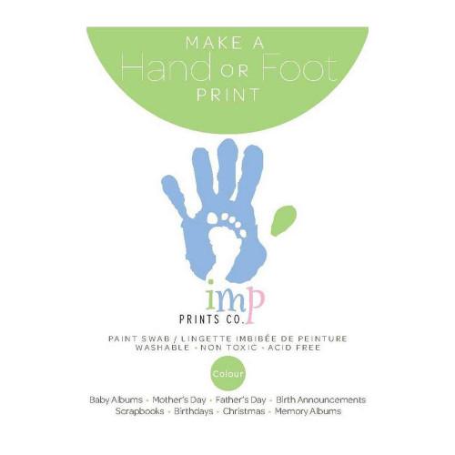 IMP Prints Paint Swab - Green