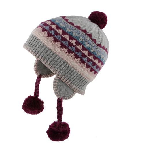 Milly Mook Beanie Hat - Malibu (LG)