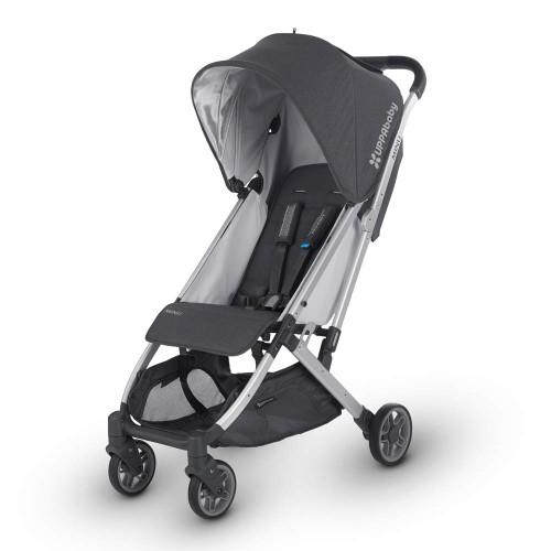 UPPAbaby Minu Lightweight Stroller - Jordan (Charcoal Melange)