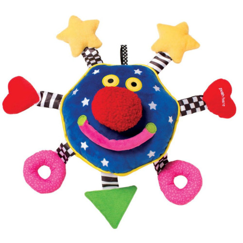 Manhattan Toy Company Baby Whoozit 8 Inch Activity Toy
