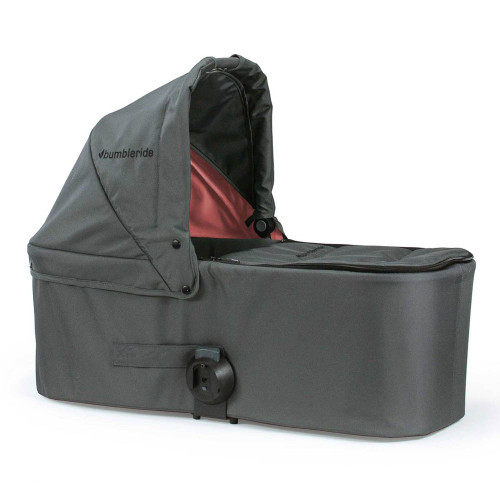 Bumbleride Bassinet for 2018 Indie Twin Strollers - Dawn Grey Coral