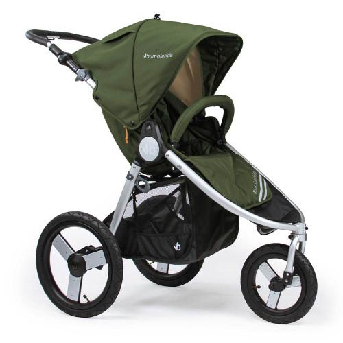 Bumbleride 2018 Speed Stroller - Camp Green